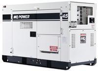 25-70 kva multiquip whisperwatt generators