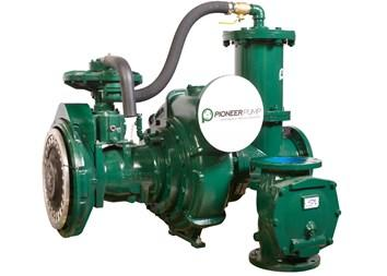 "8"" Trash Pump Pioneer Prime Series"