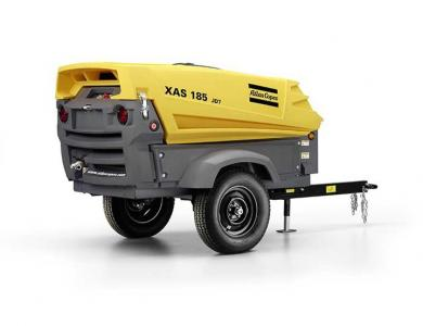 Atlas Copco XAS-185 JD7