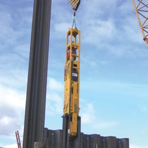 CX 85 Hydraulic Hammer