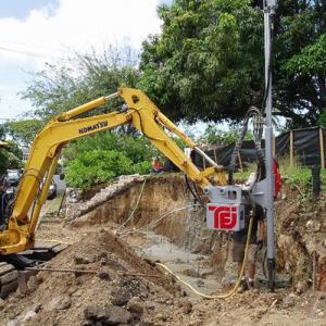 MME Excavator Mount
