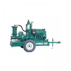Pioneer Pump Prime Series Diesel Trash Pump