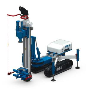 SM - 3 Limited Access Drill Rig