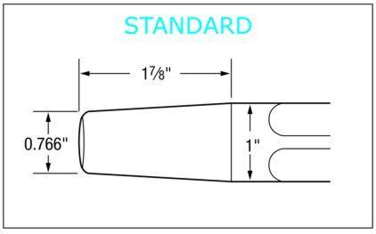 Standard Shank