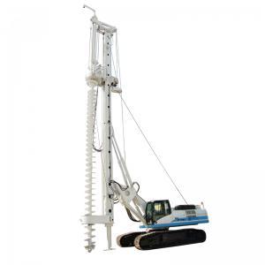 Foundation Drilling - YTRD 200