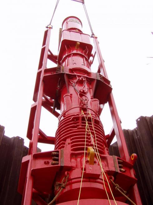 D125-32 Diesel Hammer